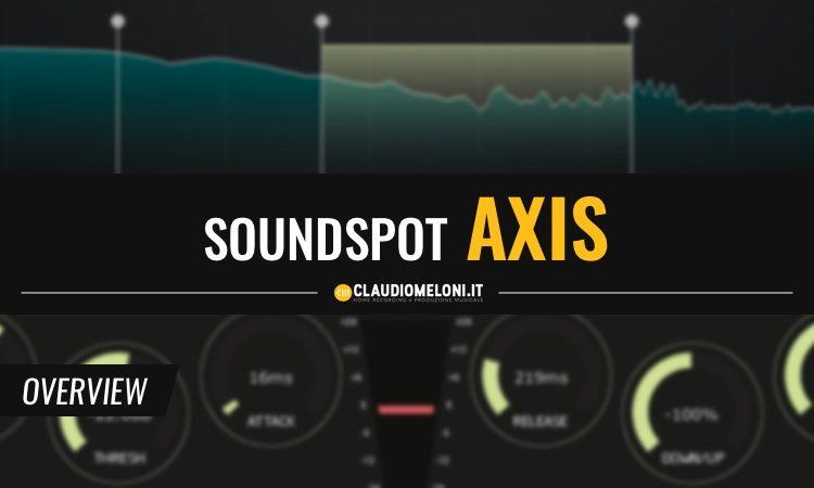 SoundSpot Axis- Compressore Multibanda per Mixaggio e Mastering