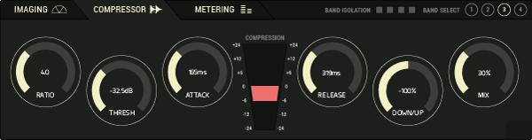 SoundSpot Axis- Compressore Multibanda per Mixaggio e Mastering - compressor