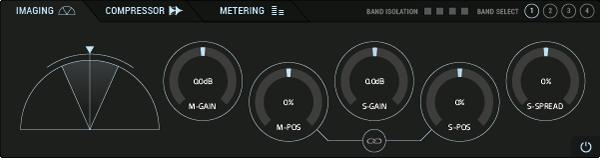 SoundSpot Axis- Compressore Multibanda per Mixaggio e Mastering - imaging
