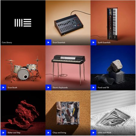 Ableton Live 10 - packs