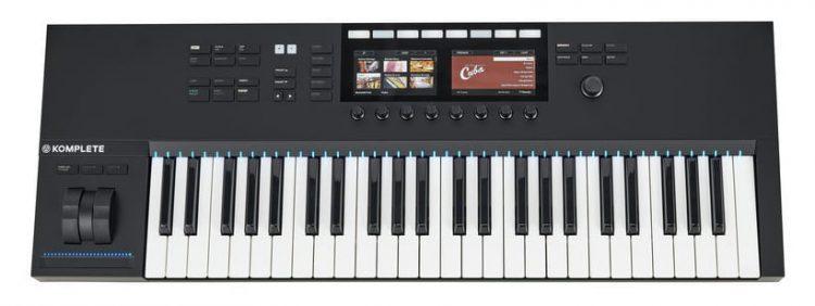 Native Isntruments - Komplete Kontrol S49 MK2 - Tastiera controller MIDI 49 tasti