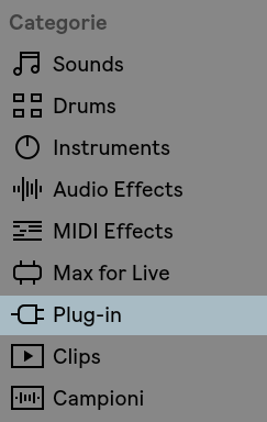 Ableton Live 10 Plugin