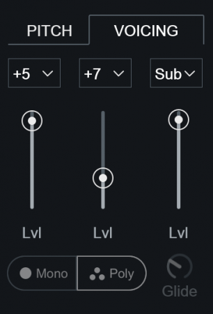 iZotope VocalSynth 2 Recensione - voicing