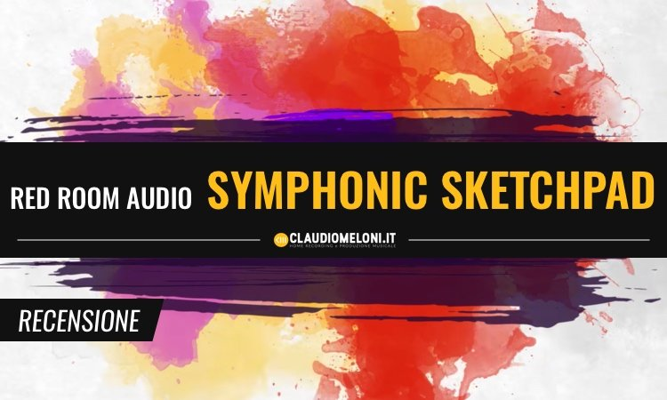 Red Room Audio - Palette Symphonic Sketchpad - recensione