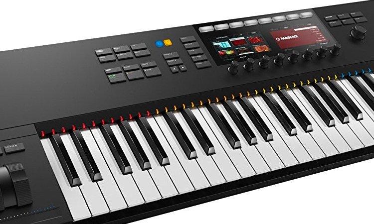 Home Studio - tastiera controller midi