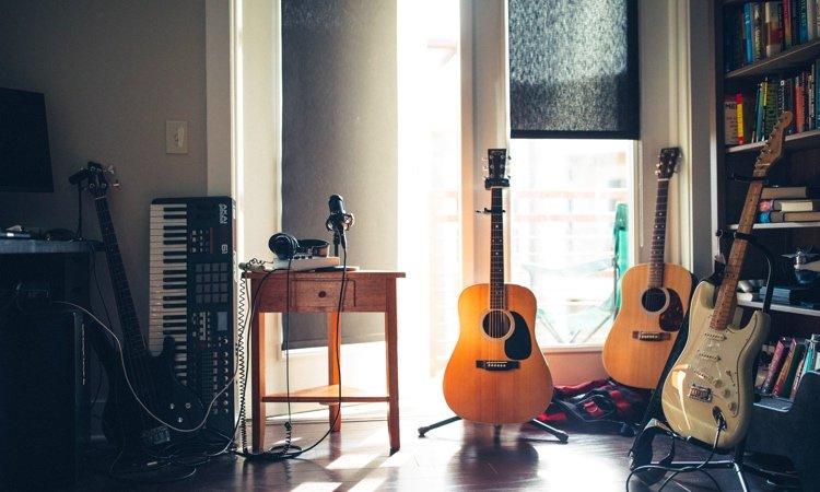 Home Studio - stanza d'ascolto
