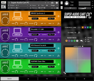 Impact Soundworks - Super Audio Cart PC