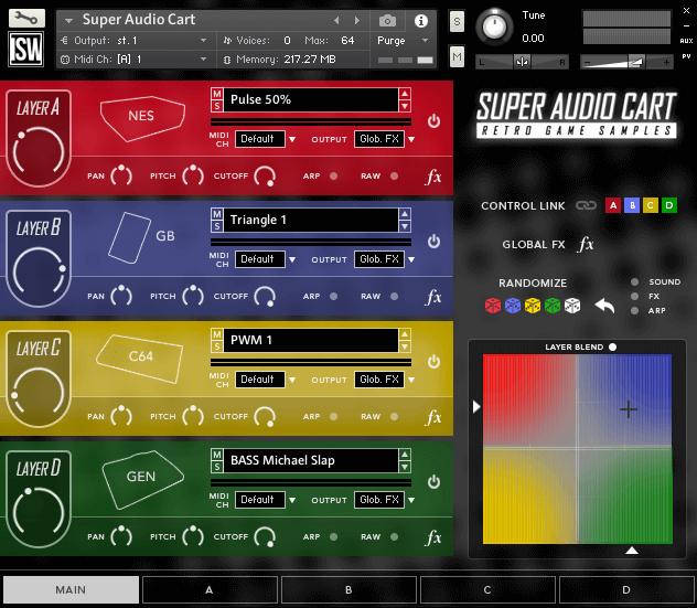 Impact Soundworks - Super Audio Cart