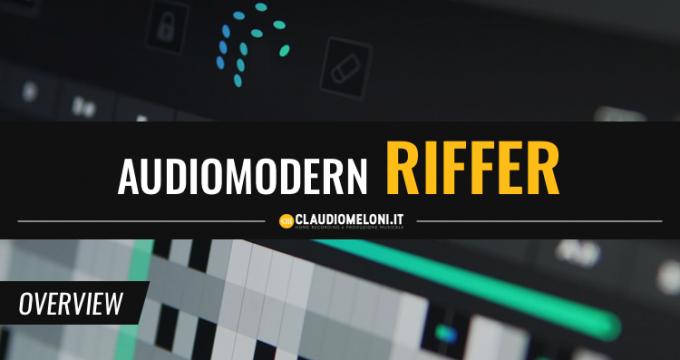 Riffer - Generatore Automatico di Melodie e Riff - Plugin VST e AU