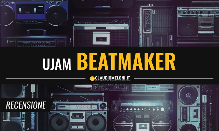 UJAM Beatmaker - Drum Kit e Drum Machine per Trap Hip Hop ed EDM