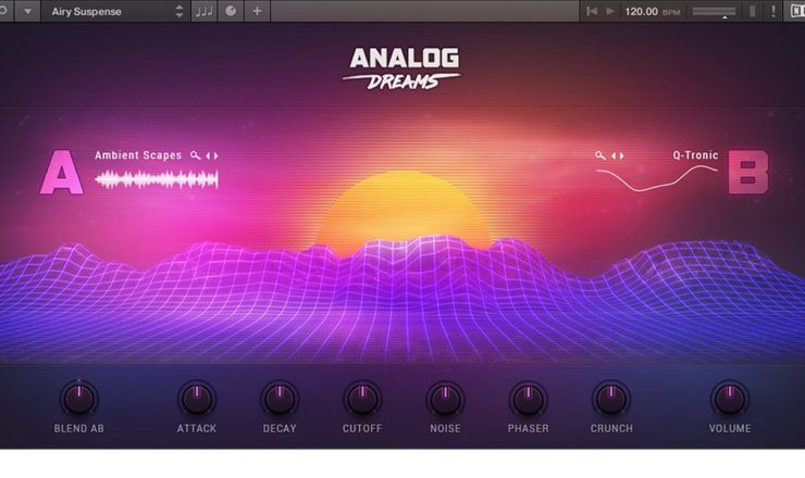 Kontakt 6 – Analog Dreams