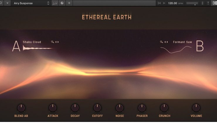 Kontakt 6 – Ethereal Earth