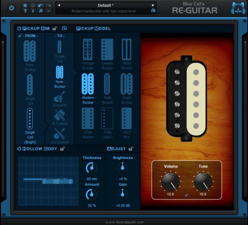 Blue Cat Audio - Re-Guitar