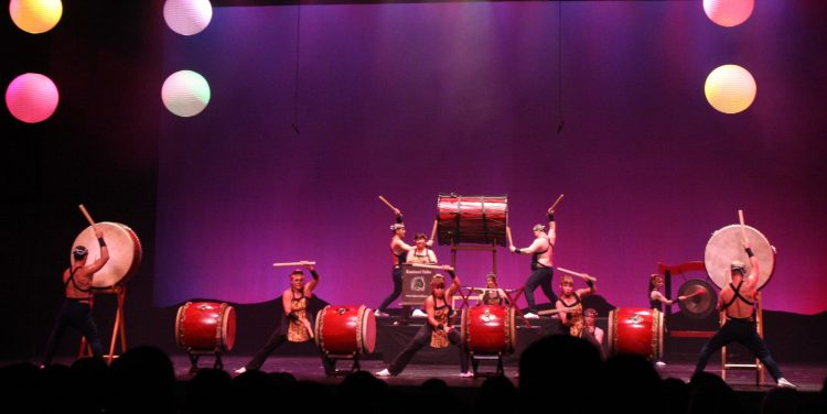 Kaminari Taiko of Houston
