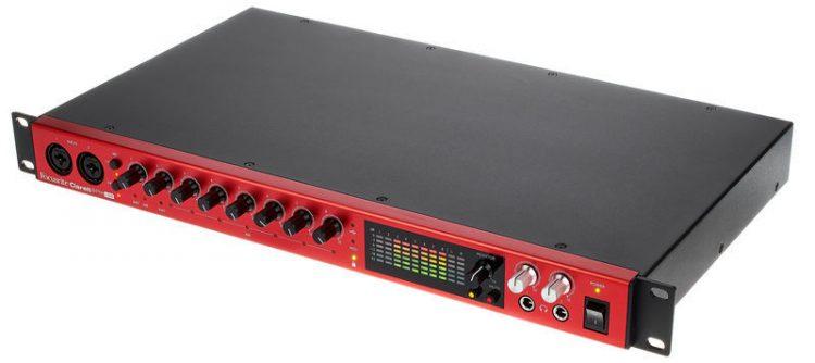 Focusrite Clarett 8Pre USB - scheda audio 8 preamp