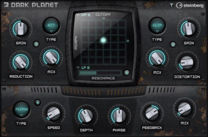 Steinberg Absolute 4 - Dark Planet
