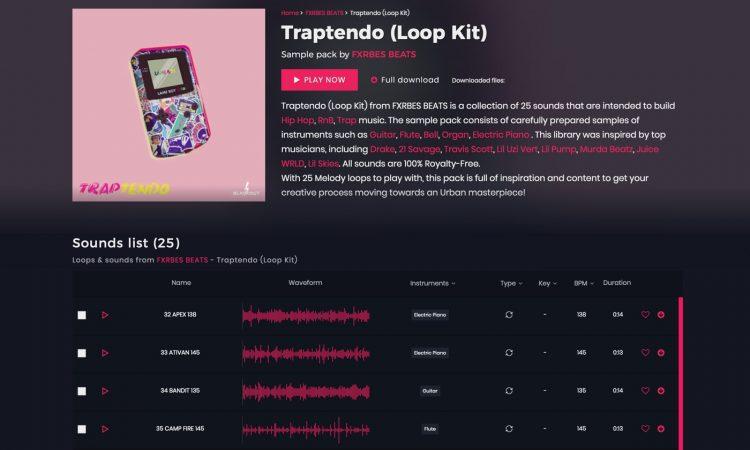 Slooply - Loop e Sample Pack
