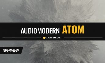 Audiomodern ATOM - Kontakt Library per Film Scoring e Sound Design