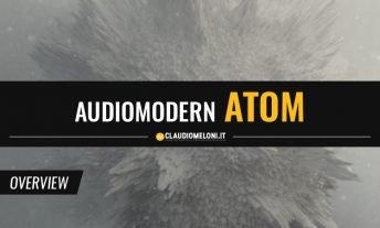 Audiomodern ATOM - Kontakt Library per Film Scoring e Sound Design
