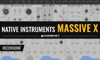 Massive X - il Nuovo Synth Wavetable di Native Instruments - Recensione