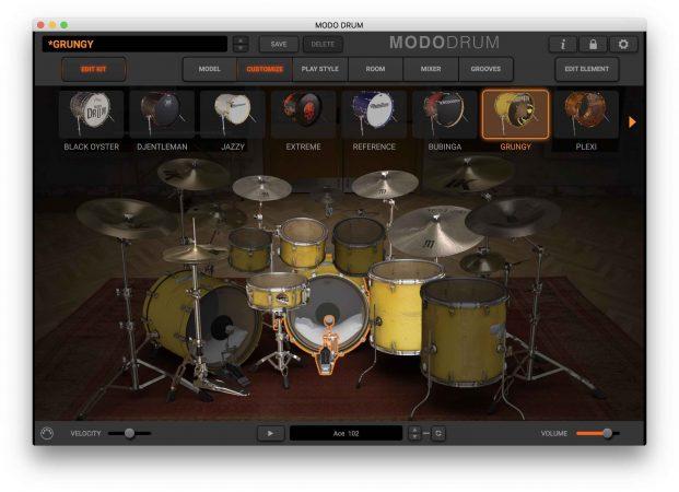 IK-Multimedia-MODO-DRUM-Edit-Kit