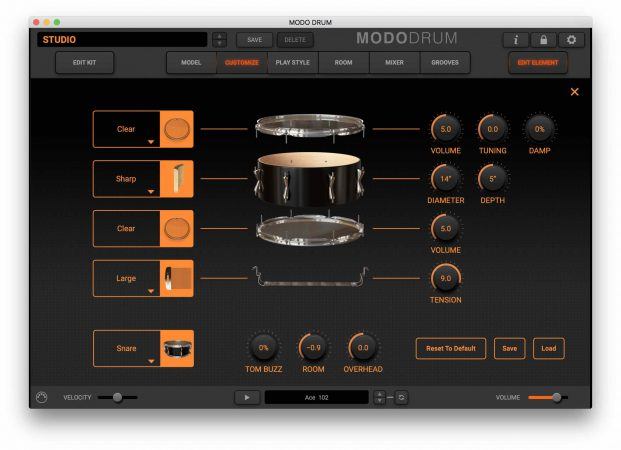 IK-Multimedia-MODO-DRUM-Edit-Snare