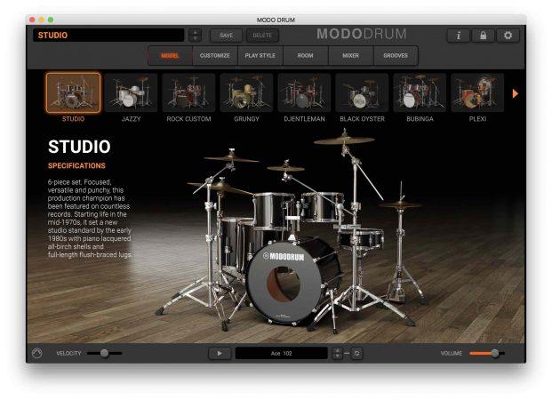 IK-Multimedia-MODO-DRUM-Interfaccia