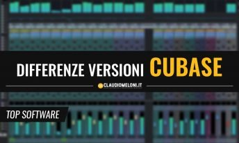 Le Differenze tra le Versioni di Cubase - Pro - Artist - Elements - AI - LE