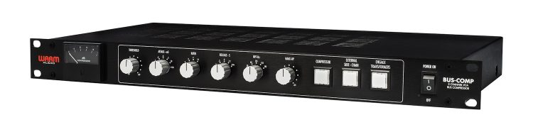 Warm Audio BUS-COMP - namm 2020 news home studio