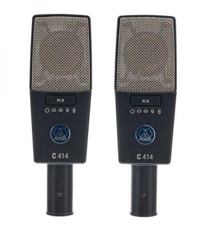 AKG C414 XLS - Microfoni Batteria e altri Strumenti