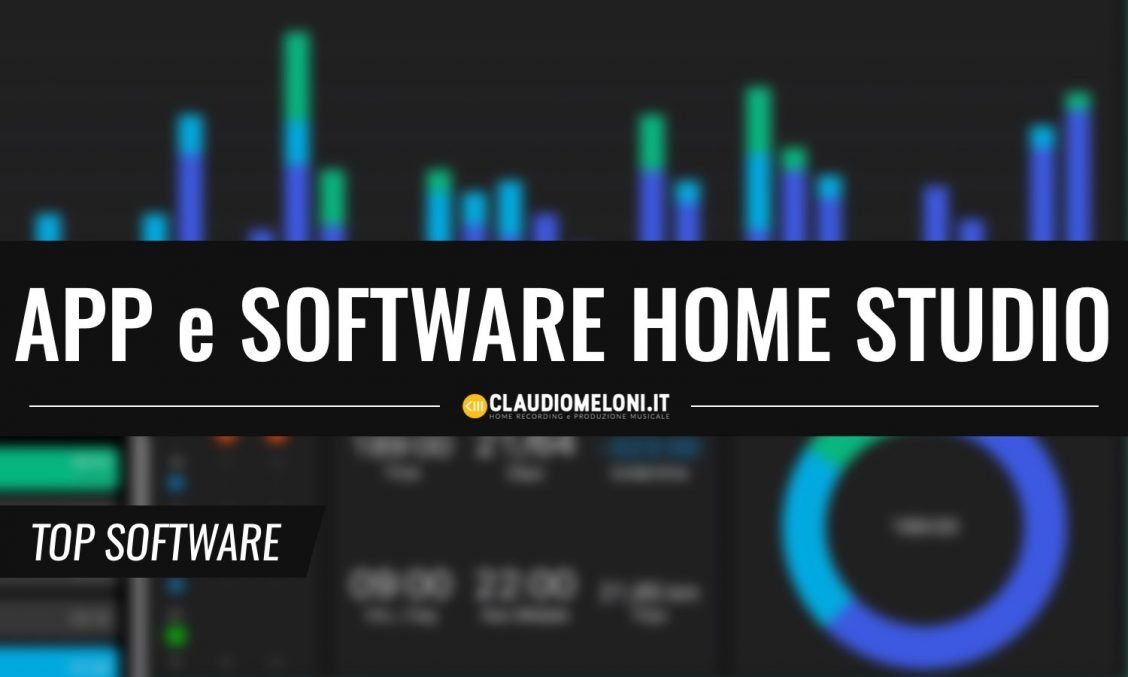 10 App e Software per il tuo Home Studio - Windows e Mac