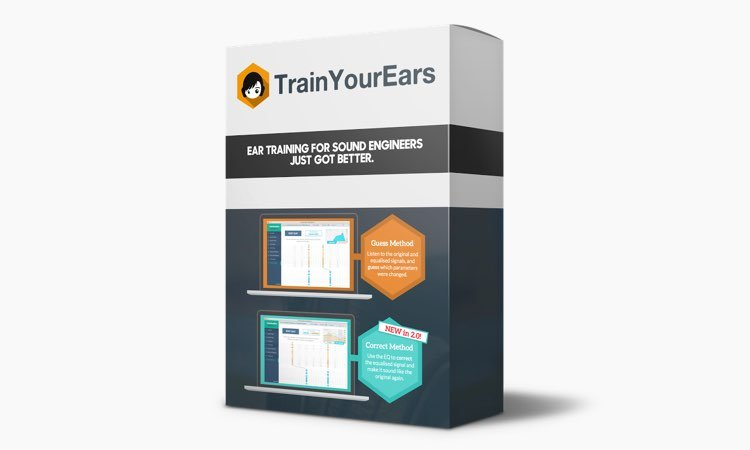 Train Your Ears - App Ear Training per Home Studio