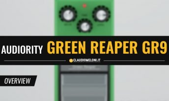 Green Reaper GR9- il Tube Screamer Ibanez in versione Plugin