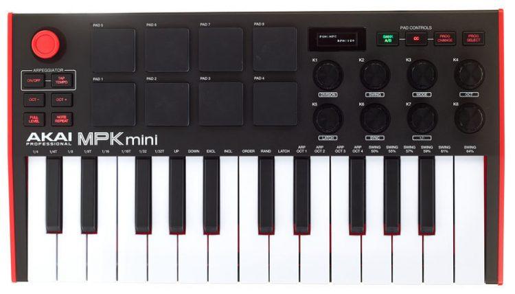 AKAI-MPK-Mini-MK3-classic
