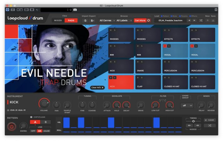 Loopcloud Drum