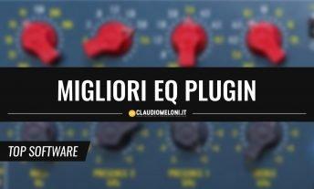 I Migliori Eq Plugin VST AAX AU - Windows e macOS