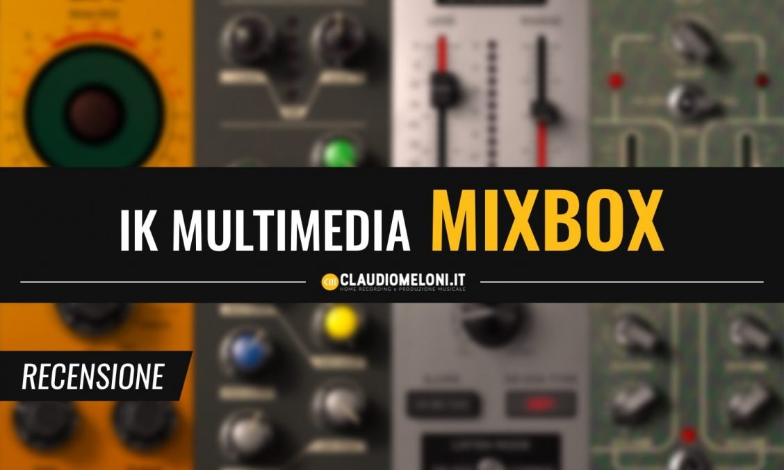 MixBox - 70 FX in 1 Plugin per Produzione e Mixaggio - Recensione