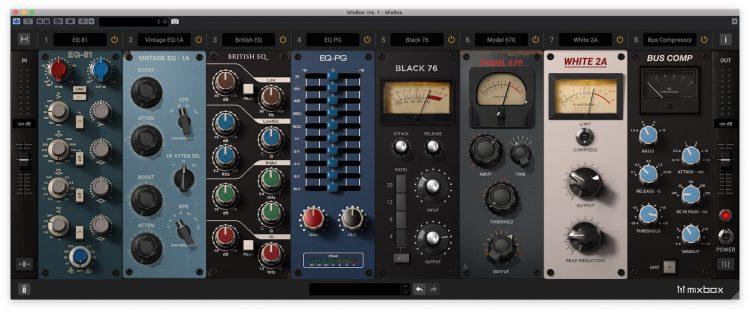 MixBox per il Mixing Engineer