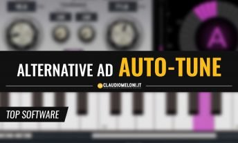5 Alternative ad AutoTune anche Free per Windows e Mac