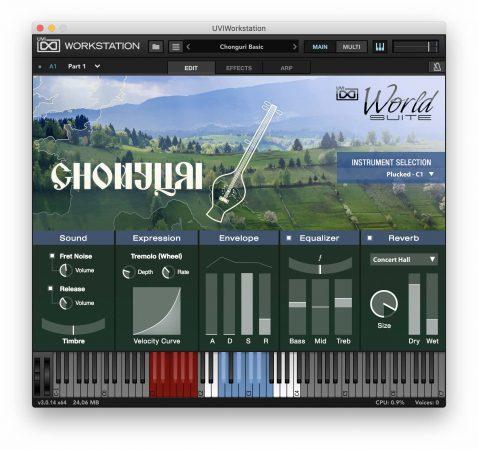 World Suite 2 - Note Strumenti Campionati