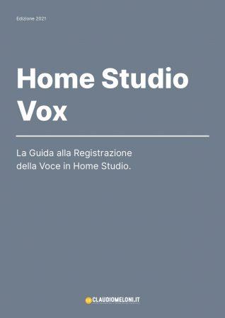 Home Studio Vox - ed.2021 cover