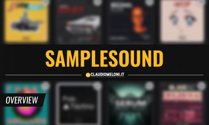 Samplesound - Sample Pack per Musica Elettronica